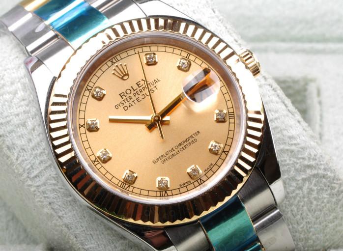 亨得利手表的表壳