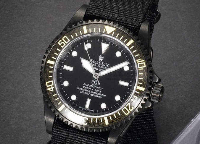 亨得利手表表壳的耐磨性