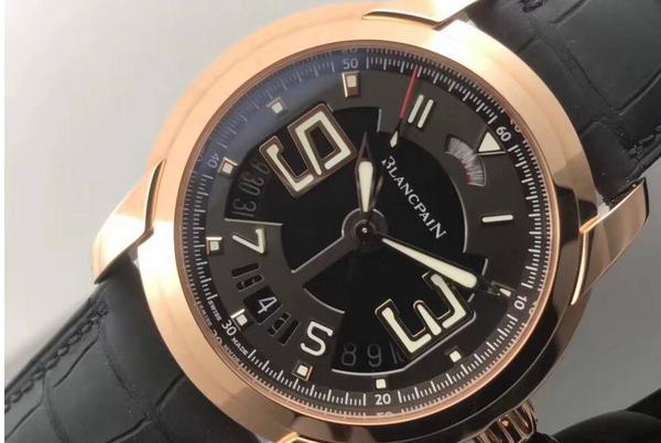 亨得利手表维修中心展示手表